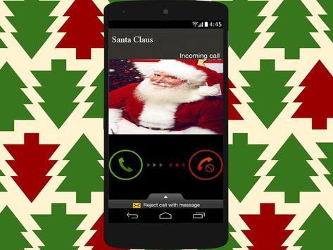 Santa Call From NorthPole apk screenshot