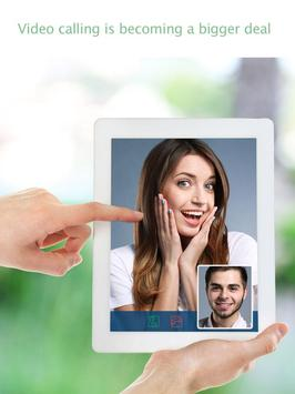 Video Calling App Free Chat poster