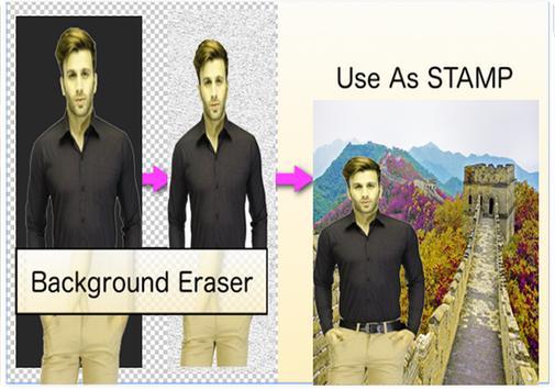 Ultimate Background Eraser Pro screenshot 1