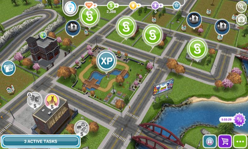 the sims freeplay pc download ita