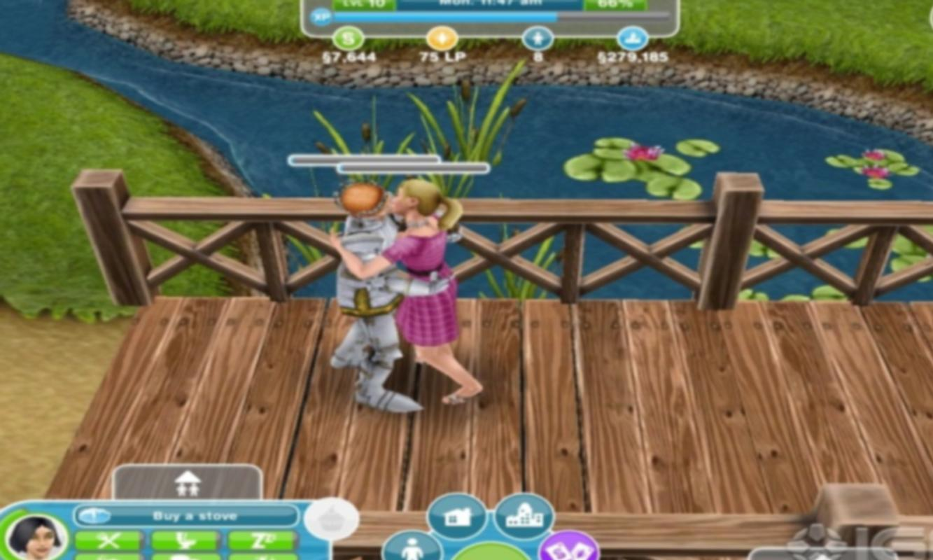 how to get the sims 3 for free on android