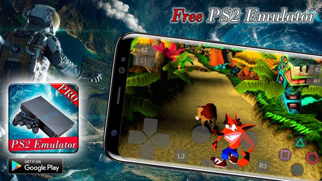 Free Pro PS2 Emulator Games For Android screenshot 4