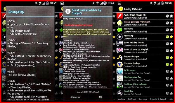 LuсКy Pаtсheг - Lucky Pro tips apk screenshot