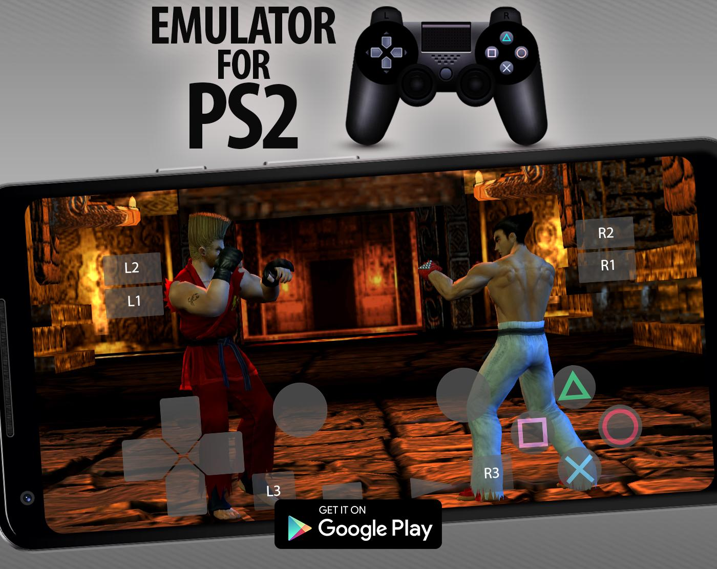 ps2 android emulator bios free download
