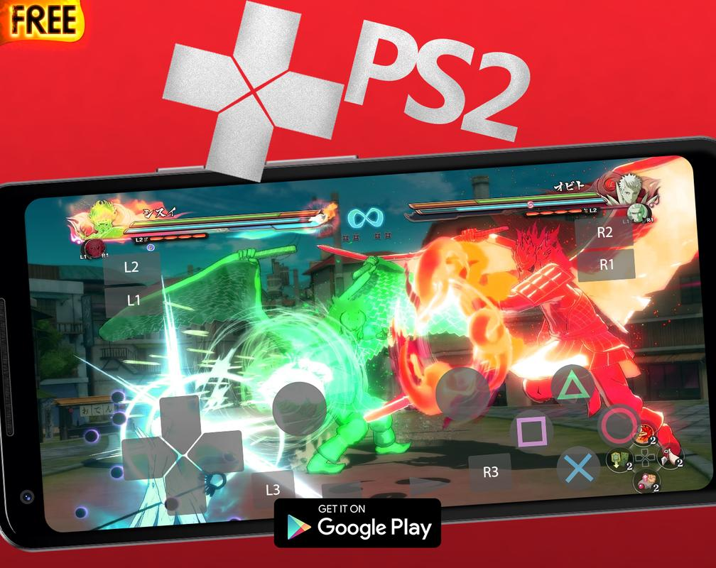 Playstation 2 emulator android apk free download | ePSXe for