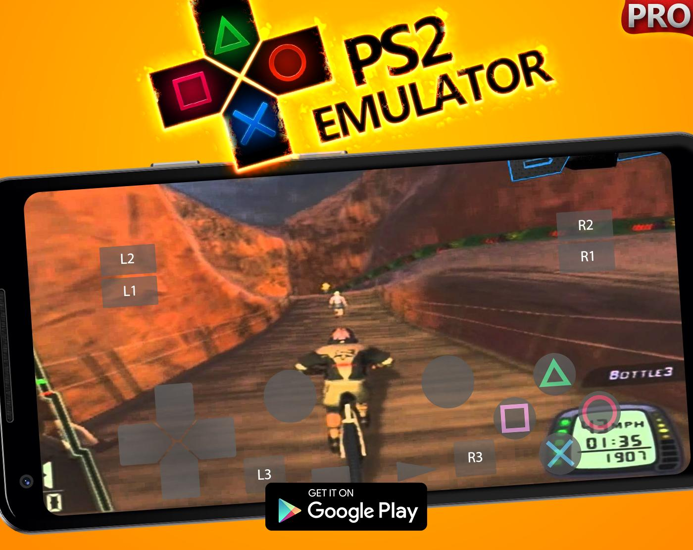HD PS2 Emulator - PS2 Emulator For Android for Android - APK