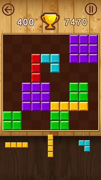 Simple Block Puzzle - free poster