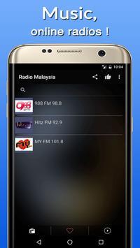 📡Malasya Radio Stations FM-AM screenshot 1