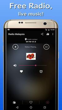 📡Malasya Radio Stations FM-AM screenshot 2