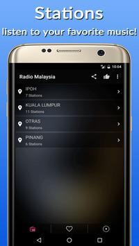 📡Malasya Radio Stations FM-AM screenshot 3