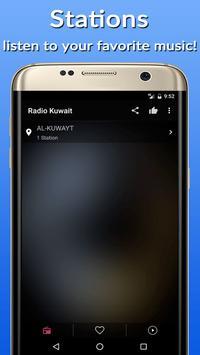 📡Kuwait Radio Stations FM-AM apk screenshot
