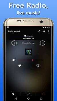 📡Kuwait Radio Stations FM-AM screenshot 8