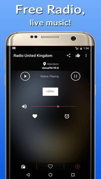 📡England Radio Stations FM-AM screenshot 1