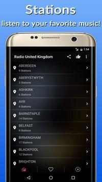 📡England Radio Stations FM-AM screenshot 2