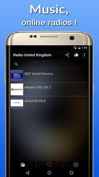📡England Radio Stations FM-AM apk screenshot