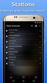 Venezuela Radio Stations FM screenshot 3