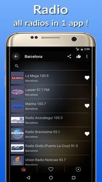 Venezuela Radio Stations FM poster