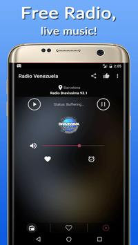 Venezuela Radio Stations FM screenshot 2