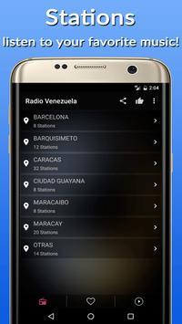 Venezuela Radio Stations FM screenshot 5
