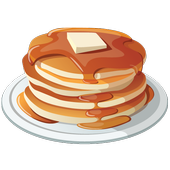 Pancake Recipes Free icon