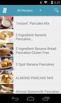 Pancake Recipes Free poster