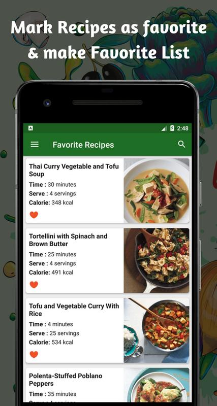 Vegetarian recipes tasty vegetarian recipes app apk download free vegetarian recipes tasty vegetarian recipes app apk screenshot forumfinder Image collections