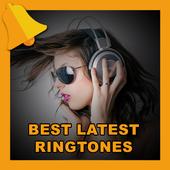 Best Latest Ringtones Free icon