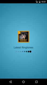 Best Latest Ringtones Free poster