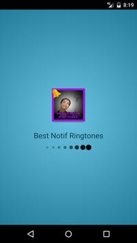 Best Notif Ringtones Free poster