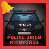 Best Police Siren Ringtones icon