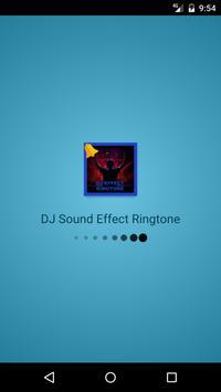 Free DJ Sound Effect Ringtone poster
