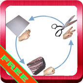 Rock Paper Scissors Robot icon