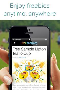 Free Samples apk screenshot