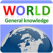 General Knowledge Of World icon
