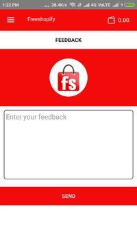 Freeshopify apk screenshot