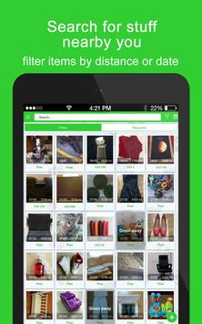 FreeShare -giveaway, sell, buy apk screenshot