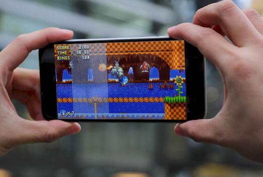 Free Sonic Mania guide apk screenshot