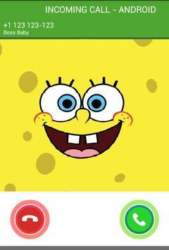 Prank From Sponge Call Bob poster
