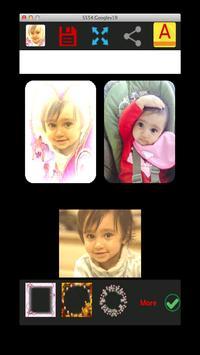 Sweet Memories Collage App apk screenshot