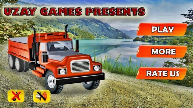 Cargo Truck Simulator poster