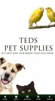 Teds Pets poster