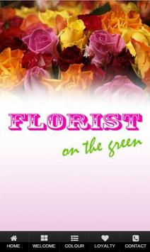 The Florist on the Green poster