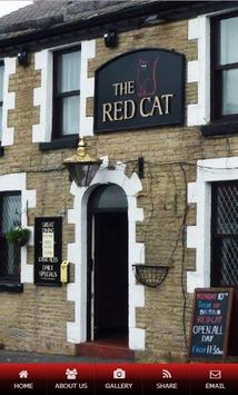 The Red Cat poster