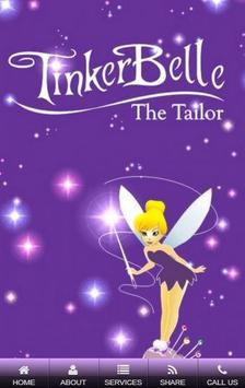 TINKERBELLE THE TAILOR poster
