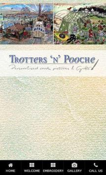 Trotters and Pooche poster