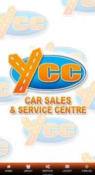 YCC Cars poster