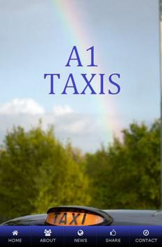 A1 Taxis poster