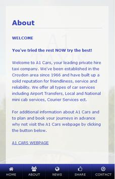 A1 Taxis apk screenshot