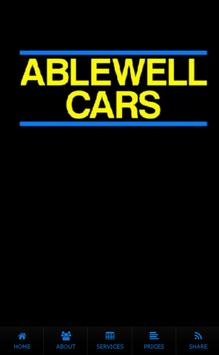 Ablewell taxis poster