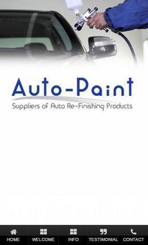 Auto-Paint poster